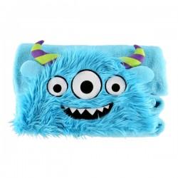 Kapuutsiga tekk-mänguasi Monster