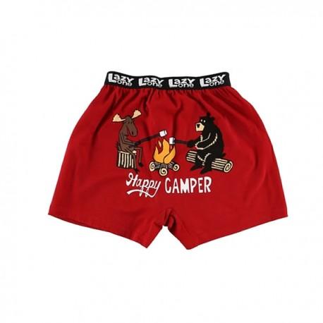 poiste bokserid Happy Camper