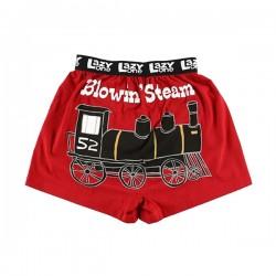 мужские Боксеры Blowin' Steam