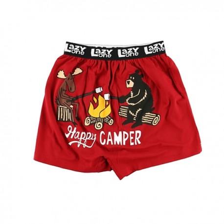 meeste bokserid Happy Camper