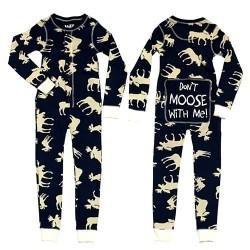 Детская Пижама Flapjack Moose