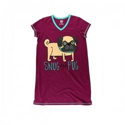 ночная рубашка Pug