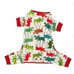 Koerte pidžaama Pattern
