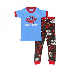 Пижама Crabby Kids