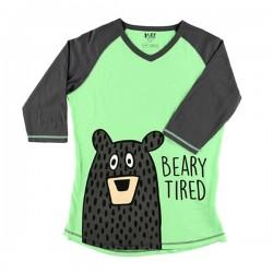 Длинная женская футболка Beary