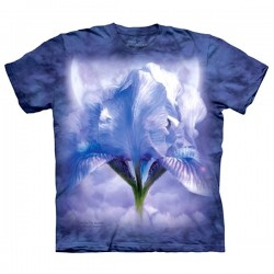 футболка с 3D принтом Iris