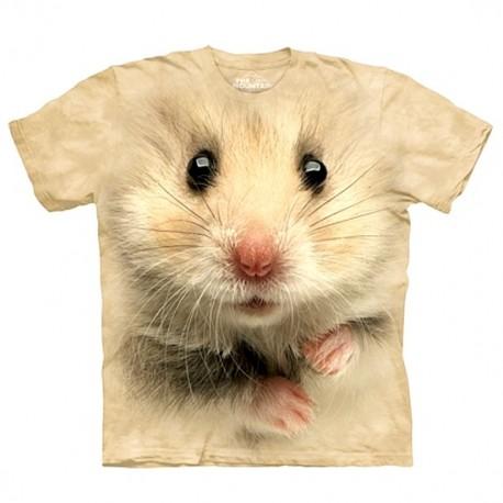 3D prindiga T-särk Hamster