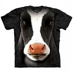 3D prindiga T-särk lastele Cow