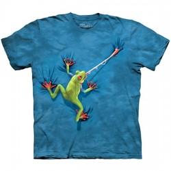 3D prindiga T-särk Frog