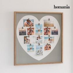 Pildiraam klambritega Heart (13 fotot)