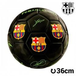 чёрный Футбольный Мяч F.C. BARCELONA, Mini