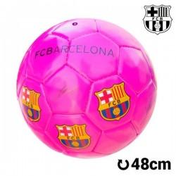 розовый Футбольный Мяч F.C. BARCELONA, medium