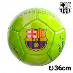 жёлтый Футбольный Мяч F.C. BARCELONA, Mini