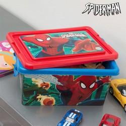 Коробочка для игрушек Spiderman