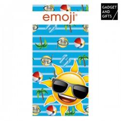 Пляжное Полотенце Emoji Sun
