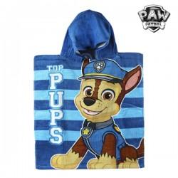 синее Пончо-Полотенце с Капюшоном Paw Patrol
