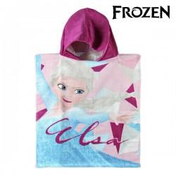 Пончо-Полотенце с Капюшоном Frozen