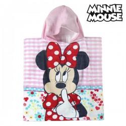 Пончо-Полотенце с Капюшоном Minnie