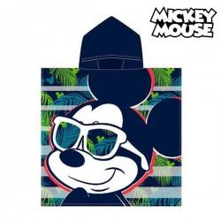 Пончо-Полотенце с Капюшоном Mickey