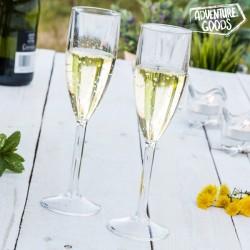 Бокалы для шампанского Adventure (2шт)