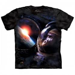 футболка с 3D принтом Gorilla Space