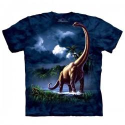 детская футболка с 3D принтом Brachiosaurus