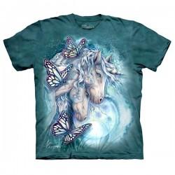 футболка с 3D принтом  Magic Unicorn