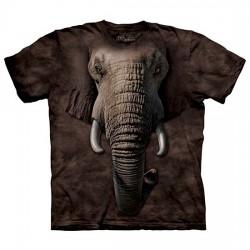 3D prindiga T-särk lastele Elephant