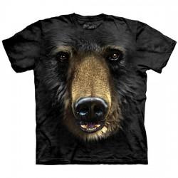 3D prindiga T-särk lastele Black Bear