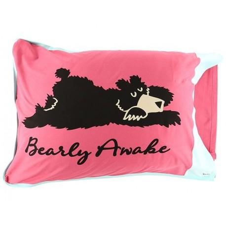 Наволочка Bearly Awake