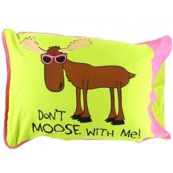 Наволочка Don't Moose