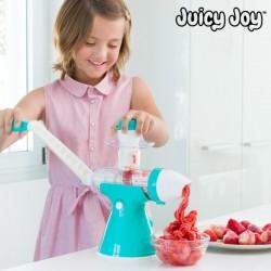 Аппарат для приготовления Соков и Мороженного Juicy Joy