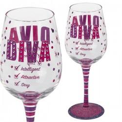Бокал для вина DIVA