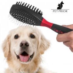 Двухсторонняя Щётка для Шерсти Pet Prior