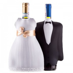 Охлаждающие Чехлы для Бутылок Mr&Mrs