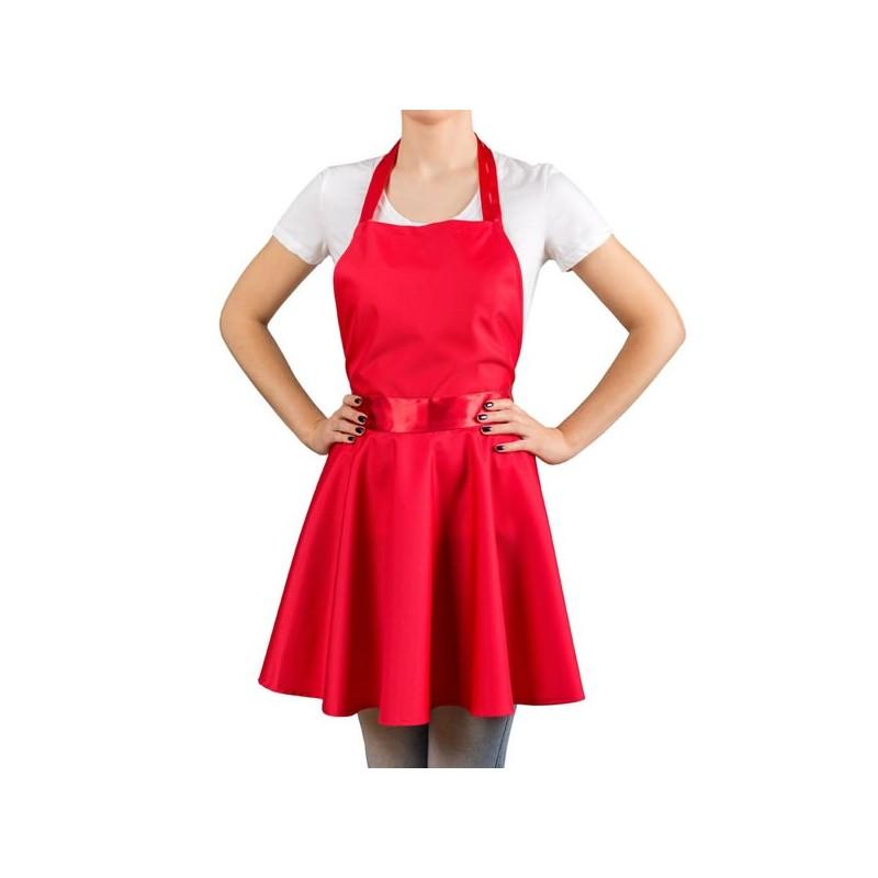 Платье Фартук