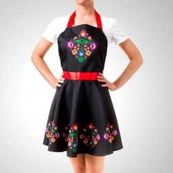 Платье-Фартук Folk