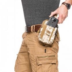 Функциональная сумка-кошелёк Camo
