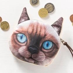 Сумочка для монет Кошка I
