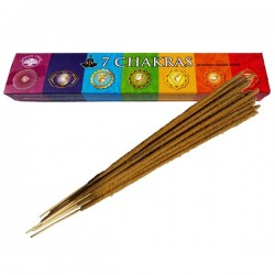 натуральные ароматные палочки 7 Chakras