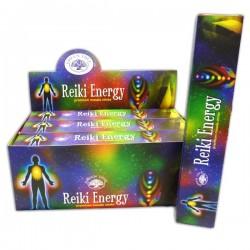 натуральные ароматные палочки Reiki Energy