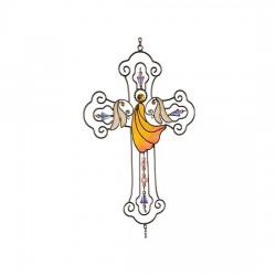 Tuulekelluke Orange Angel Cross