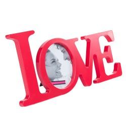Романтичная рамка для фотографий LOVE