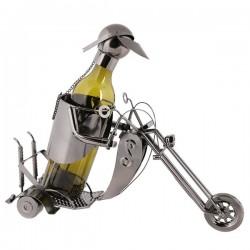 Veinipudelihoidja Biker