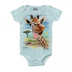 3D prindiga Bodi Giraffe Selfie
