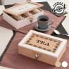 Коробка для Чая в пакетиках в Винтаж стиле