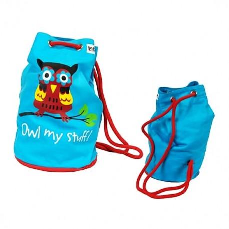 Lõbus Seljakott Owl My Stuff