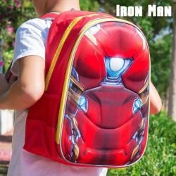 Школьный Рюкзак 3D Ironman