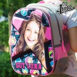 Школьный Рюкзак 3D Soy Luna