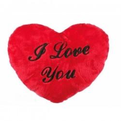 Мягкое Сердце I Love You 60см